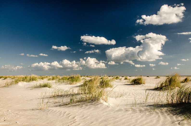 Rømø Beach  Fine Art Landscape Photography Print image 0