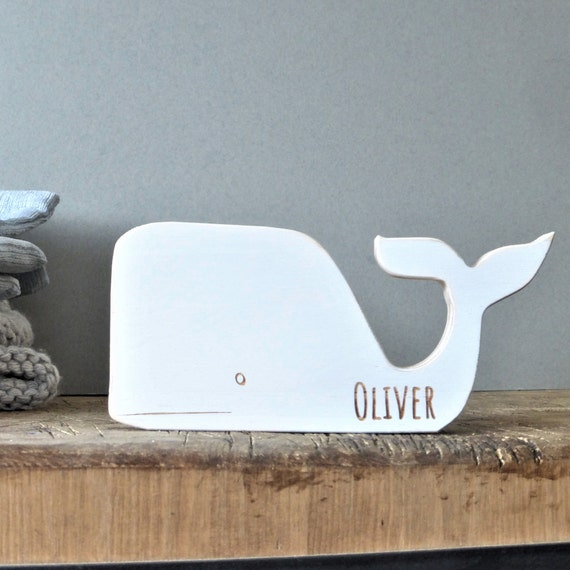 Personalised Wooden Whale Birthday Gifts Gifts For Children Personalised Gifts