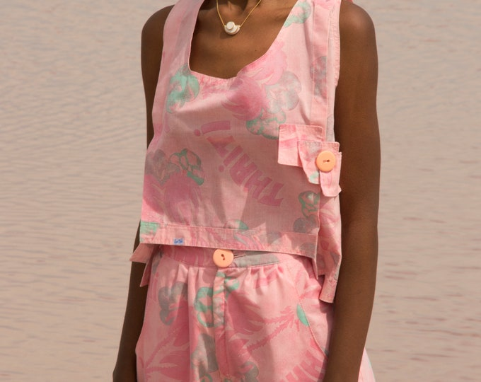 Vintage pink top deadstock