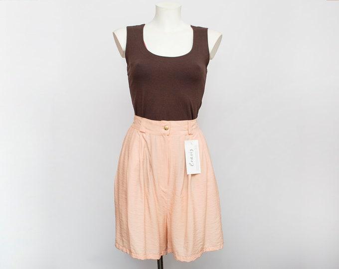 Shorts Vintage bermuda pink vintage deadstock