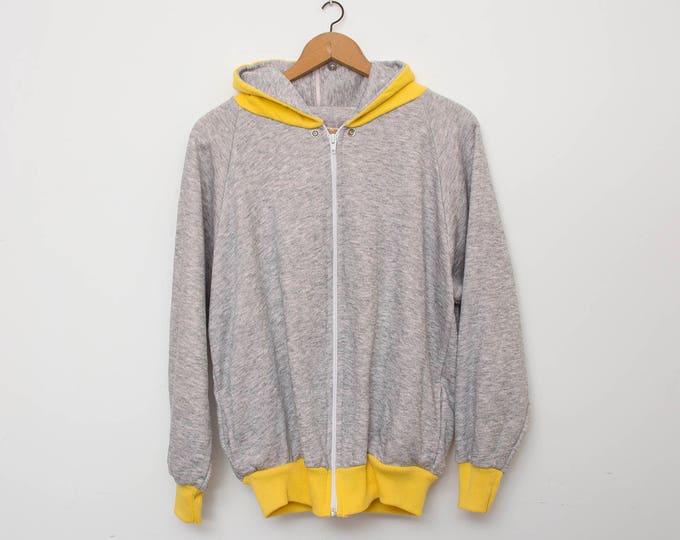 hoodie tracksuit top vintage deadstock sport Sweater
