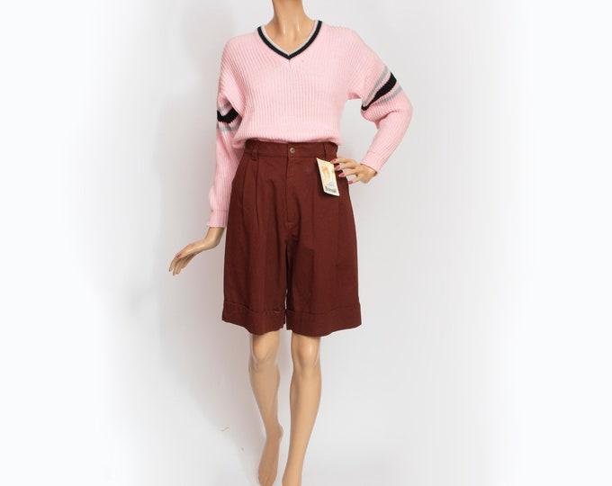 Shorts Vintage bermuda marron deadstock 90s