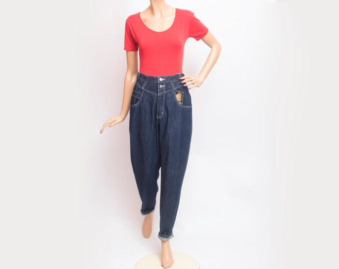 NOS Vintage Grins jeans high waist jeans baggy