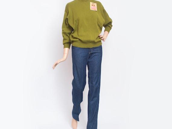 NOS Vintage 70's blue jeans straight cut