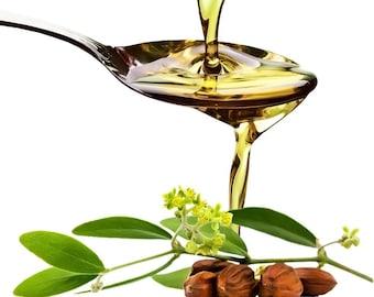 Organic Jojoba Oil, 1 oz