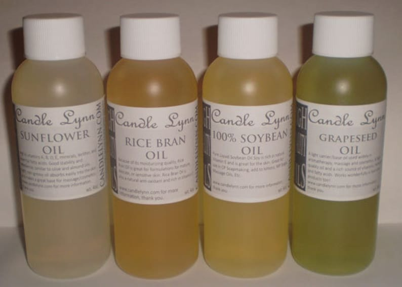 Grapeseed Oil 4 oz image 1