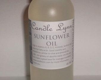 Sunflower Oil, 4 oz