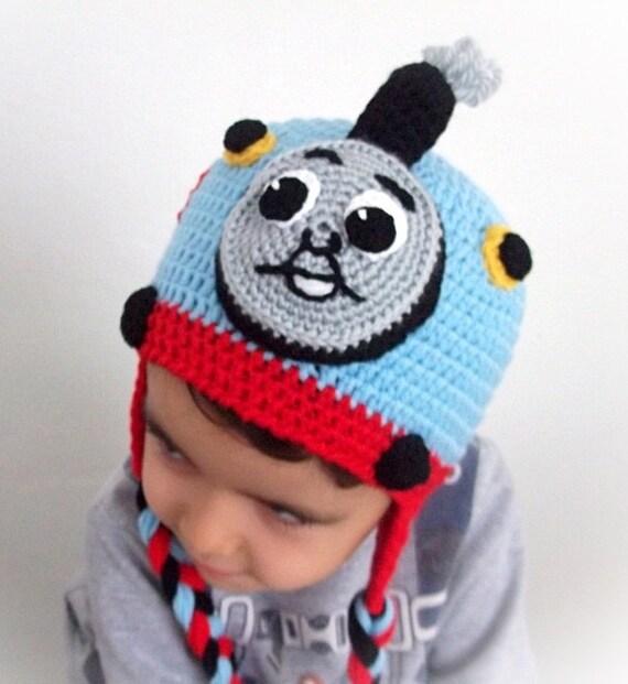 Thomas der Zug häkeln Hut häkeln Thomas der Zug-Hut   Etsy