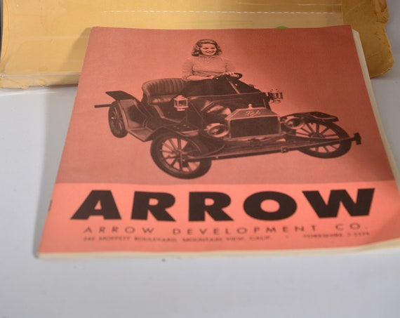 1958 Arrow Amusement Park and Carnival Rides Catalog With Price List Disney Rides , Carnival rides, Vintage Catalog Research