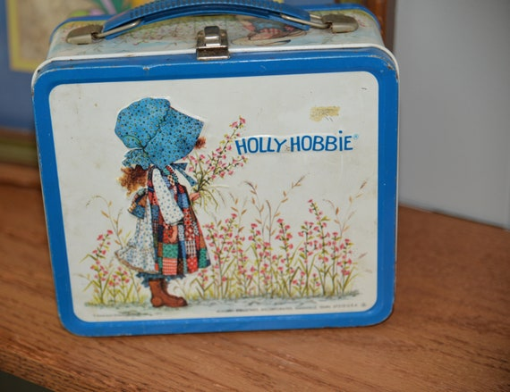 American Greetings Alladin Aladin, Thermos and lunch box 1968-1972  Holly Hobbie and Friends