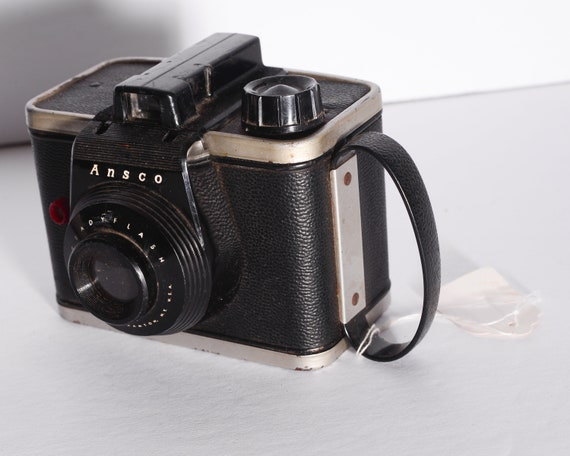 Vintage Ansco Ready Flash  Camera Retro Shelf Sitter for the Photographer