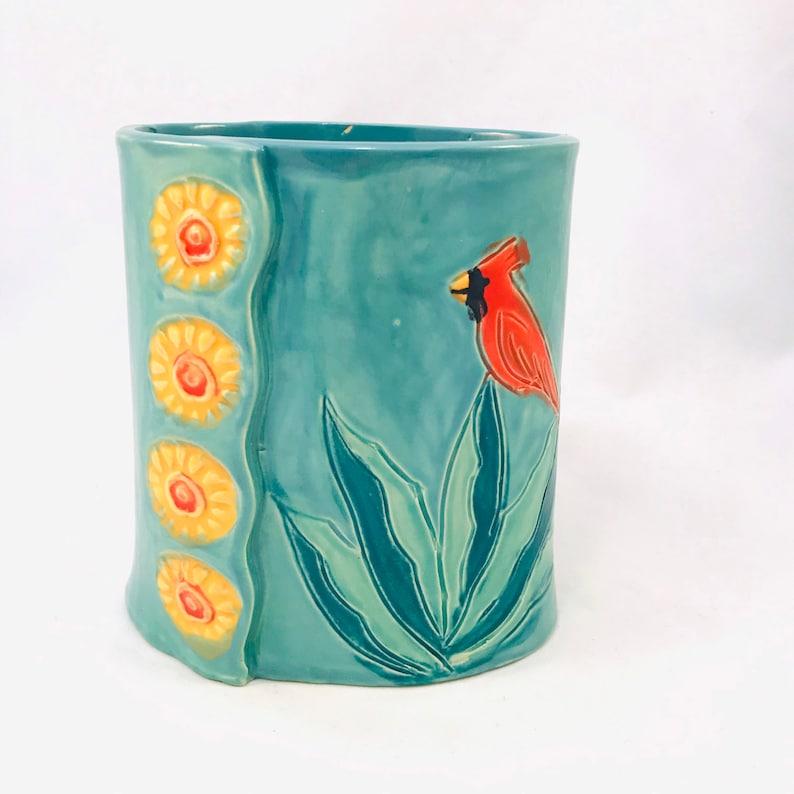 Pottery Soap Dispenser Utensil Holder Pottery Vase Bathroom Etsy