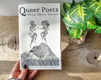 Queer Poets Write About Nature - Queer Poetry Zine Chapbook