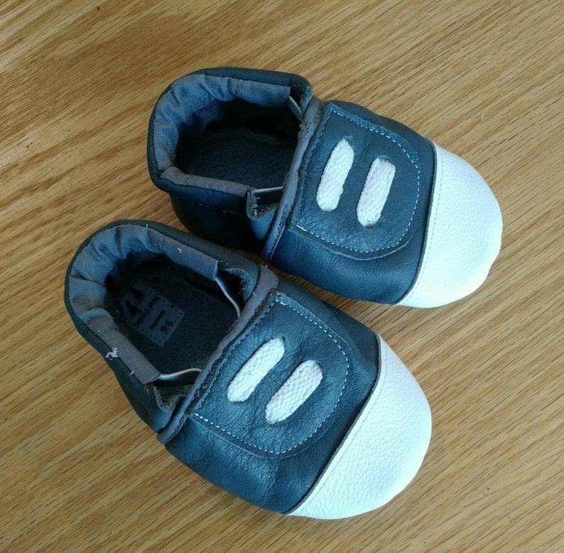 45b5ffa893a4b Little boy's tennies size 7/ 2T gray mud turtles shoes | Etsy