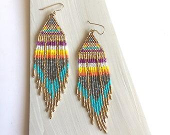 Rainbow Bright Earrings