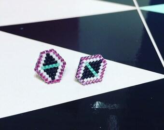 Ariel Post Earrings