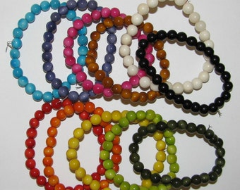 2 TWO Fish Tagua Nut Beads EcoBeads Hand Carved Beads Natural Beads Vegetable Ivory Beads Organic Beads