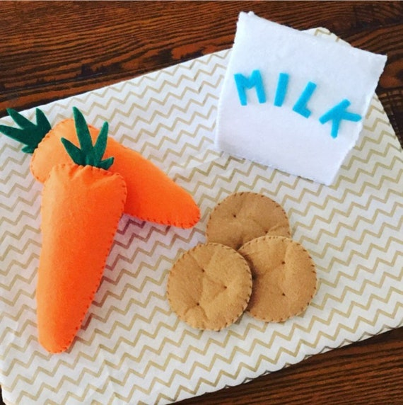 Milk And Cookies For Santa Carrots For Rudolf And The Reindeers Count Down Till Christmas Christmas Eve