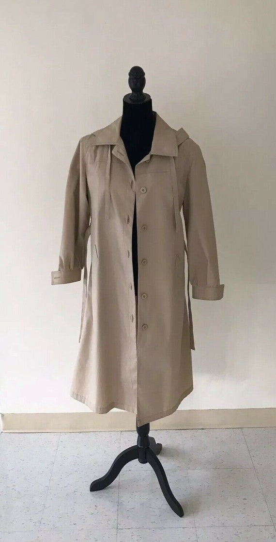 Ladies Vintage London Fog Jacket Rain Jacket 1970'