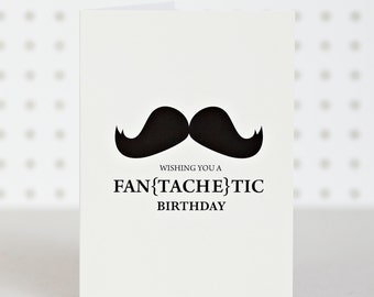 FanTASCHEtic Birthday Card