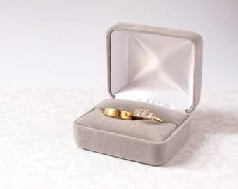Wedding Ring Box.Double Ring Box Etsy