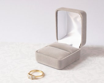Engagement Ring Box Etsy