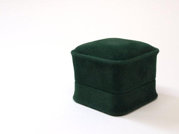 Boîte à bagues en velours noir, belle une boîte de belle noir, proposition pour bague, anneau porteur boîte, boîte de bague de fiançailles, bague boîte velours, écrin, coffret bague 89c6bb