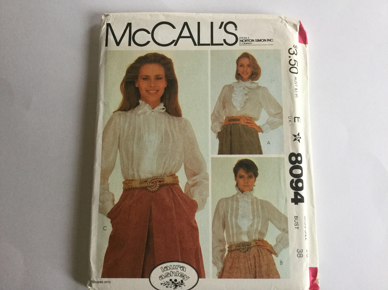 S8243 Simplicity 8242 Sewing Pattern 1940 Misses Vintage Retro Blouse Pants Vest