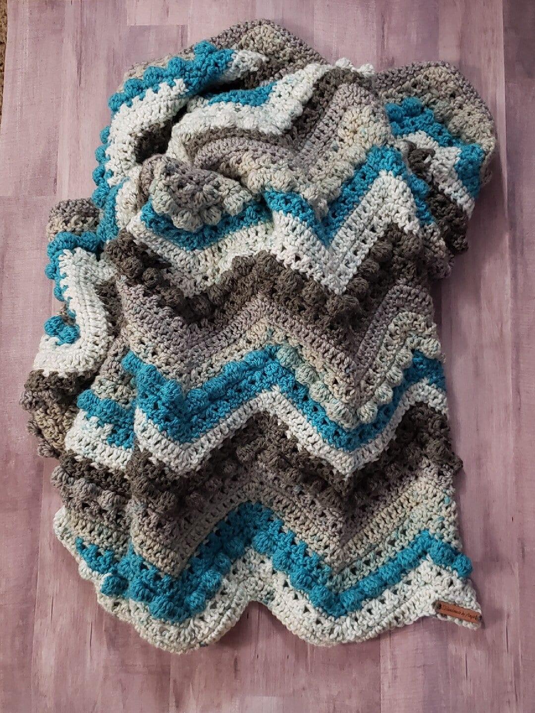 Crochet Baby Blanket Baby Blanket Crochet Nursery Blanket Etsy