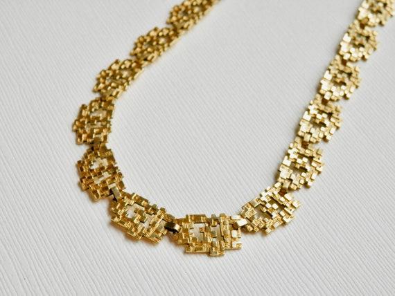 Brutalist Collar Necklace, Kordes & Lichtenfels, 1