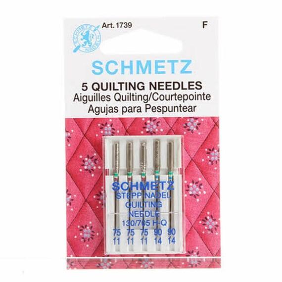 Sewing Machine Needles Size 100//16 Carded SCHMETZ Jersey 130//705H SUK