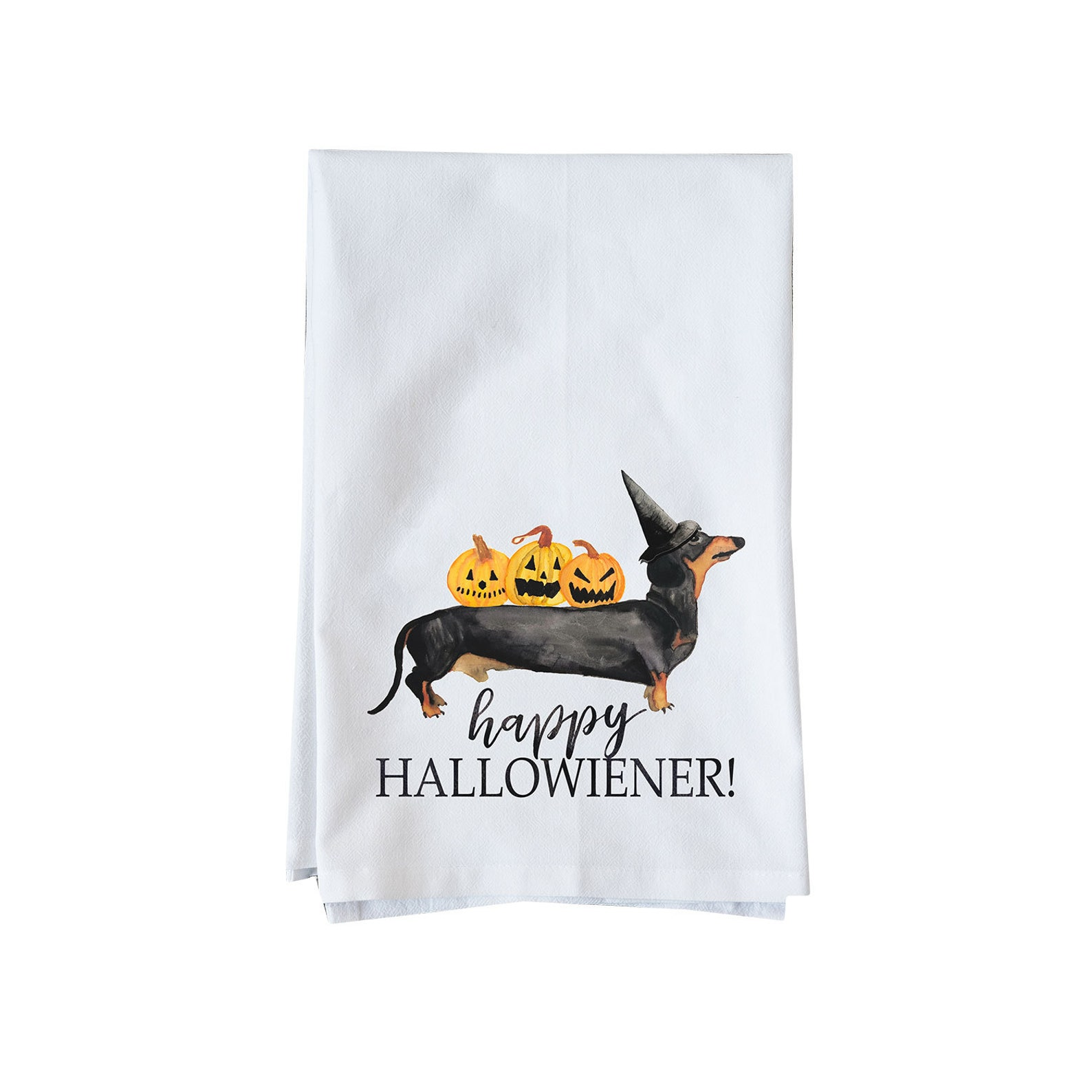 Happy Halloween Kitchen Towels Page Three