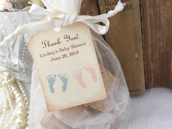 Twin Favor Bags Twin Baby Shower Bags Twin Baby Favor Tags Etsy