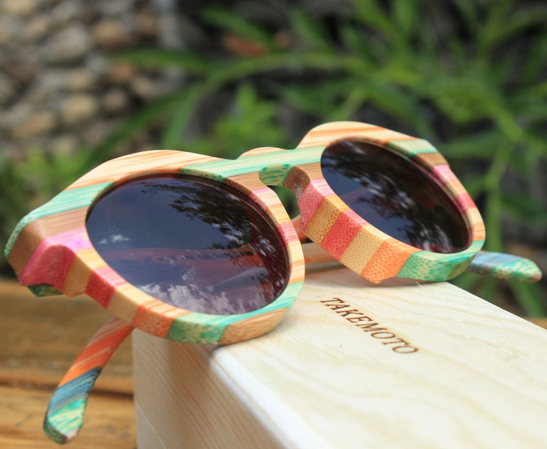040579122d36 TAKE BY TAKEMOTO Handmade colour bamboo customized