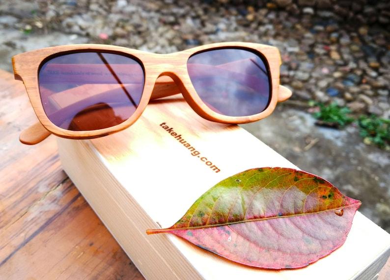 ec0d0c9f60 100% handmade TAKE by TAKEMOTO MJX1055 Handmade Wooden Brown