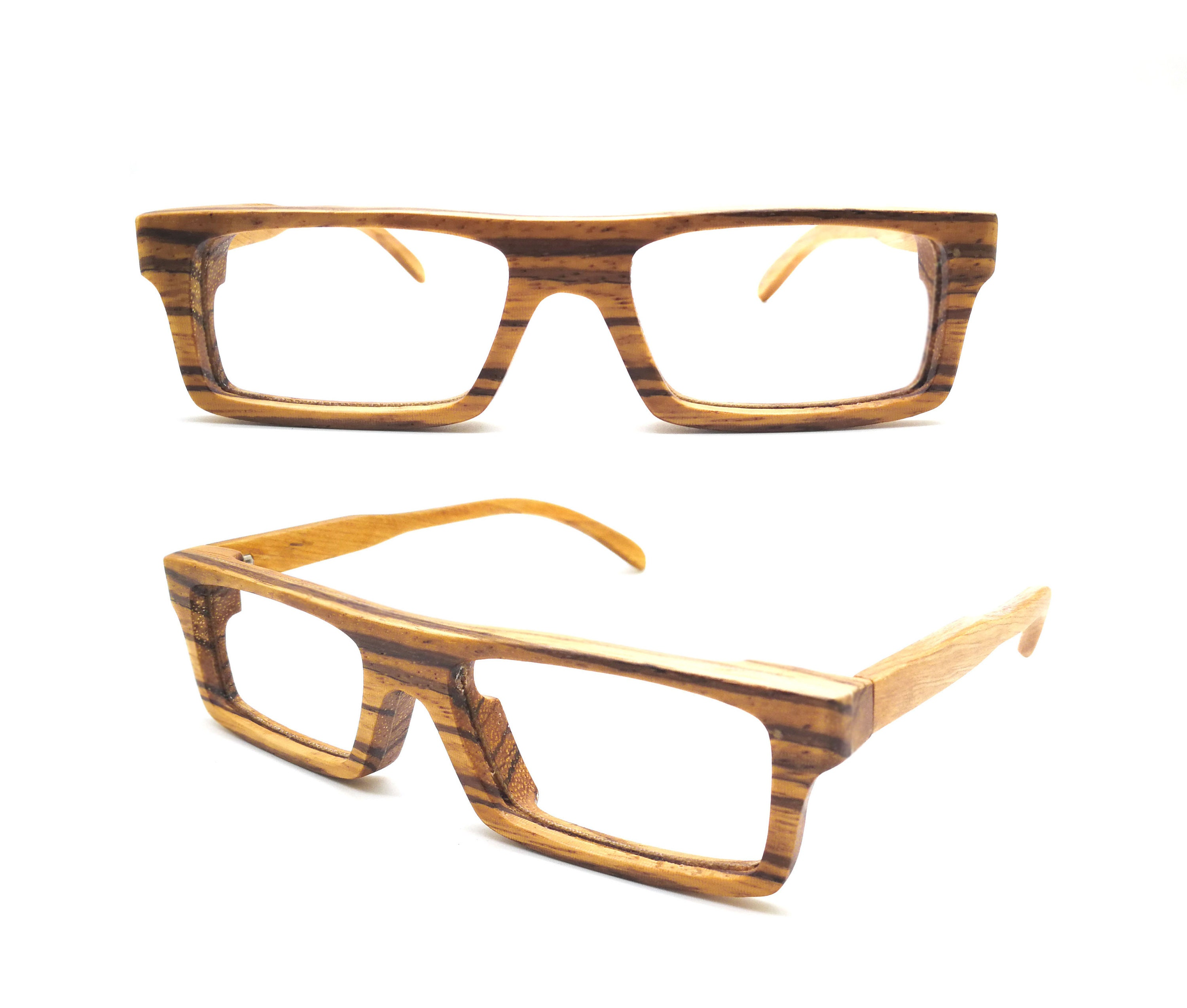 1aba804065 Black Friday 30% OFF only 13g very square American cherry wood NEVER handmade  wooden takemoto prescription RX sunglasses