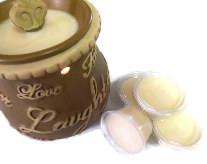 Attraction Blend Wax Melts, Meditation Supplies, Intention Setting Scented Wax Cubes
