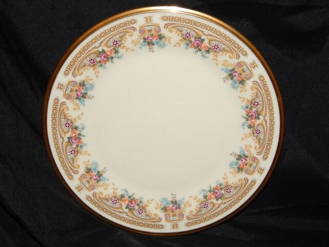 Versailles Pattern By Lenox China Patterns Dinnerware Plates Etsy Best Lenox China Patterns