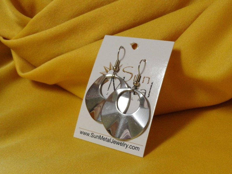 The ultimate stainless steel earrings Style 281 image 0