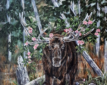 Animal paintings (large)