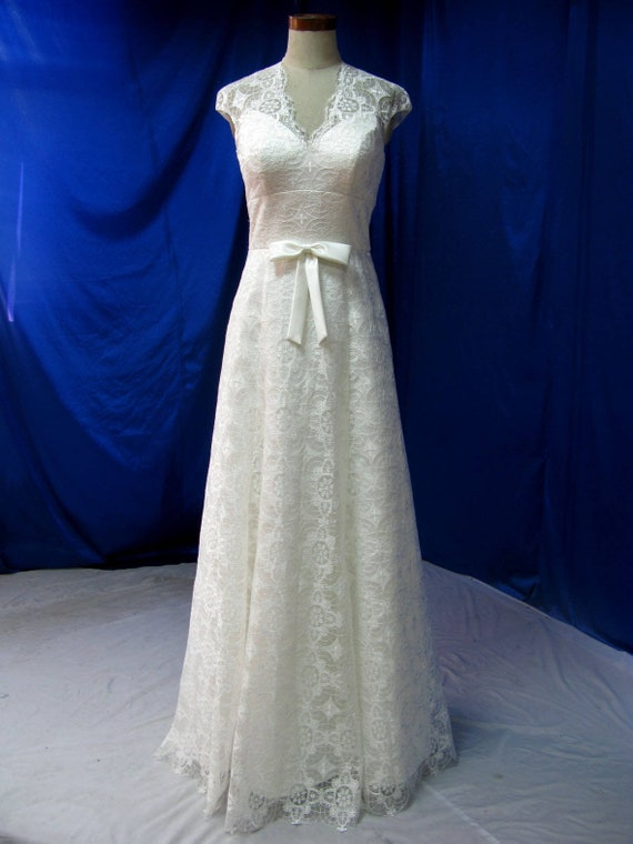 Country Wedding Dress Vintage Inspired Boho Wedding Dress Vintage Inspired Wedding Dress Boho Bridal Gown Country Wedding Gown