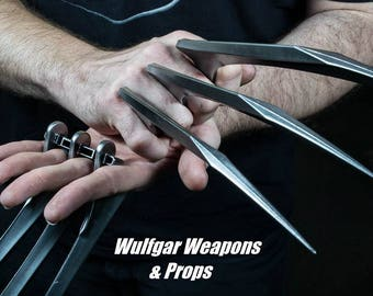 Wolverine Style Cosplay Costume Claws