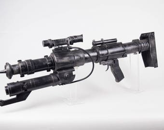 CJ-9 Bo Rifle Heavy Blaster (Star Wars) Lasan Gun - Battle Front Prop