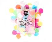 Party Confetti Bag | Multicolor
