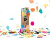 """Multicolor Confetti / 1"""" Party Confetti Bomb"""