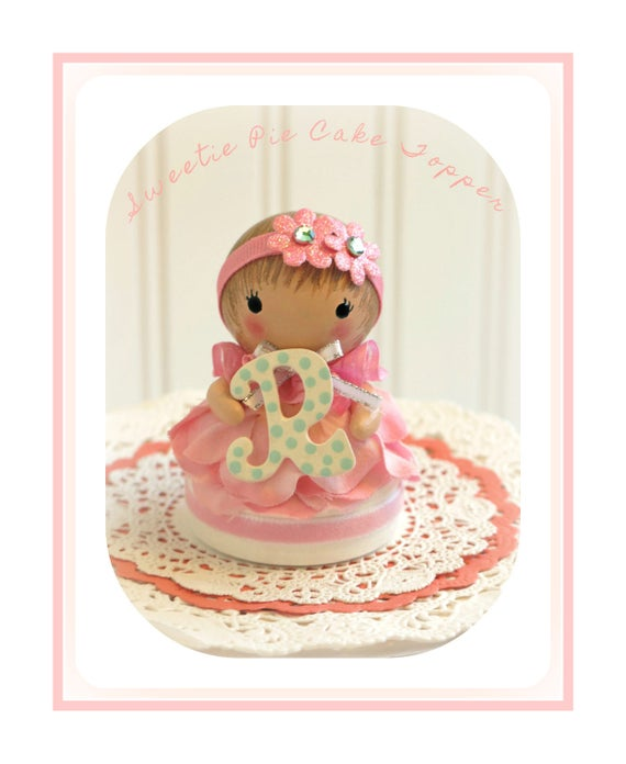 Remarkable Girl First Birthday Cake Topper One 1 2 Cake Topper Baby Etsy Funny Birthday Cards Online Barepcheapnameinfo