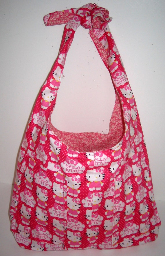 b4c8dca1d006 Small Hello Kitty Tote bag..... Perfect size for a child