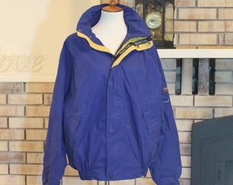 Men s Vintage Pacific Trail Wind Breaker Jacket f87a3421a
