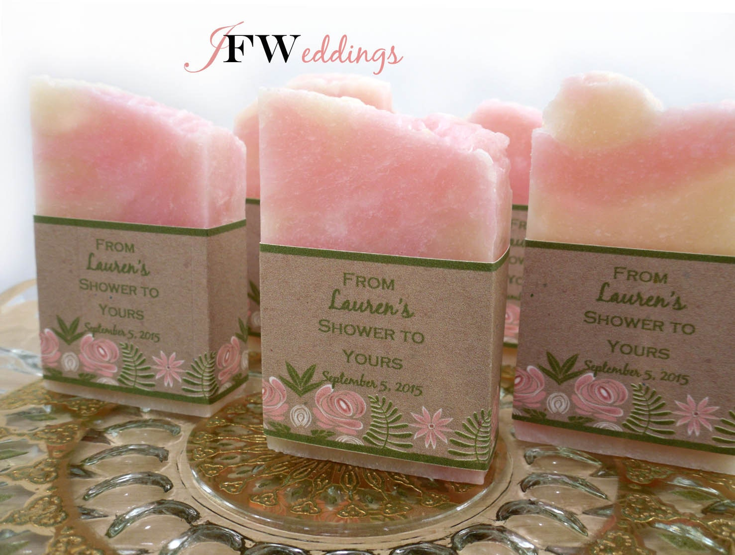 Bridal Shower Favors Soap Favors Bridal Shower Soap Favors
