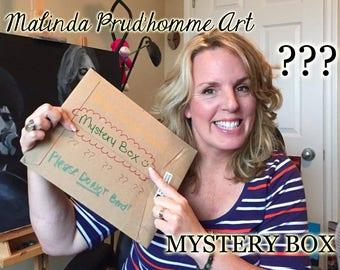 Malinda Prud'homme Art MYSTERY BOX!